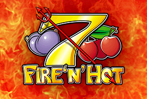 Slot machine game Fire 'n' Hot