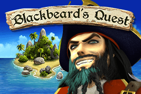 Slot machine game Blackbeard's Quest