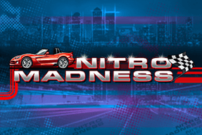 Slot machine game Nitro Madness